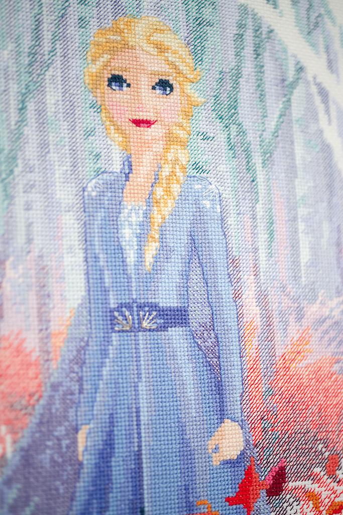 GET 1 FREE Disney cross stitch pattern BUY 2 #P009 Frozen cross stitch pattern Instant Download Elsa cross stitch pattern